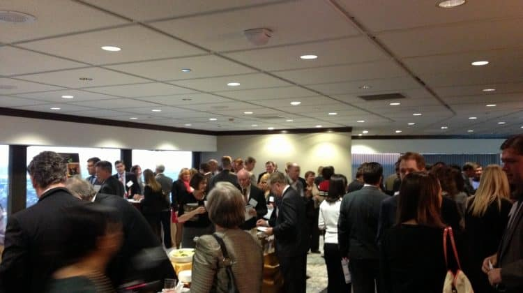 The Crowd at the 2012 WTCI Annual Meeting and State of the Ports