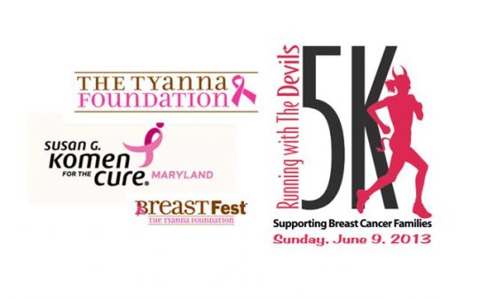 breast cancer Maryland organisations