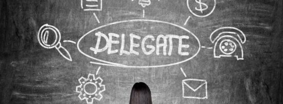 Delegating for women in business