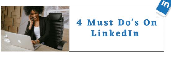 Linkedin Know How with Heike Heemann Header Image