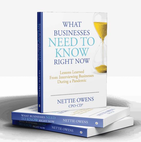 Nettie Owens of Momentum Q&A with MyCity4HER.com