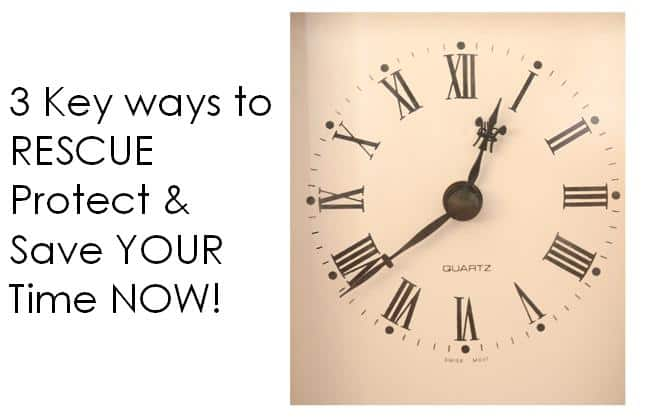 protect your time - rescue time