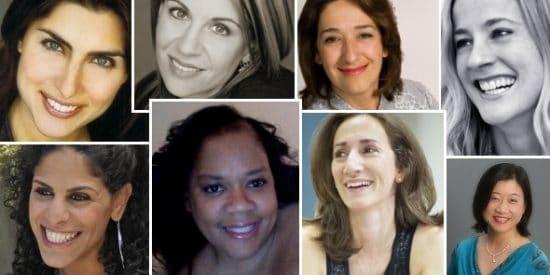 8 women entrepreneurs