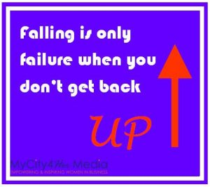 Falling is only Failure when