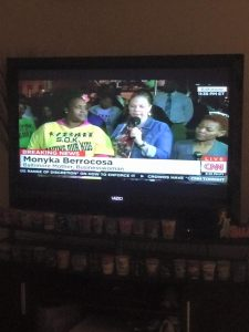 Monyka Berrocosa on CNN 4/28/15
