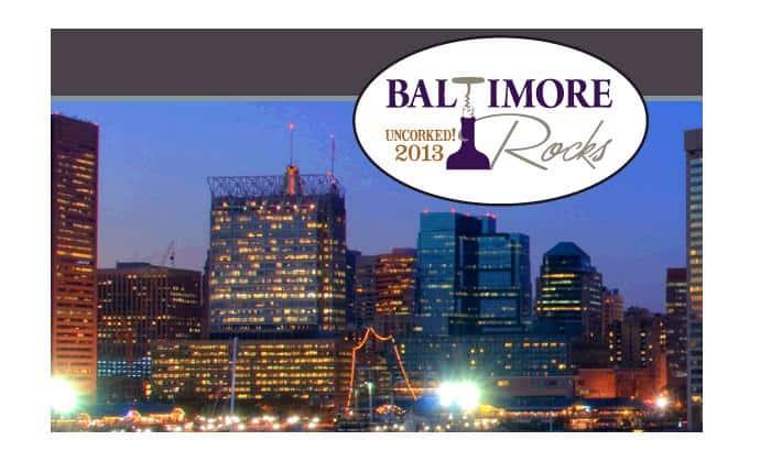 Nace Baltimore Uncorked 2013 Recap MyCity4Her.com