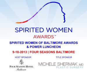 Spirited Women Awards 2013