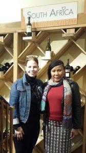 Tukwini Mandela House of Mandela Wines
